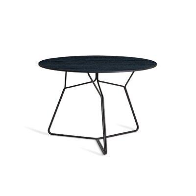 Serac 105 Dining Table Finish: Anthracite/Nordic Black