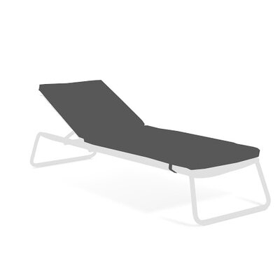 Corail Outdoor Sunbrella Chaise Lounge Cushion 3962 Product Image