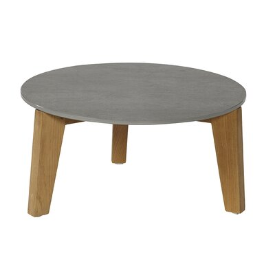 Attol Coffee Table Size: Medium, Color: Ceramic Gray