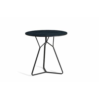 Serac 72 Dining Table Finish: Anthracite/Nordic Black