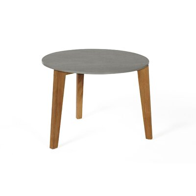 Attol Coffee Table Size: Small, Color: Ceramic Gray