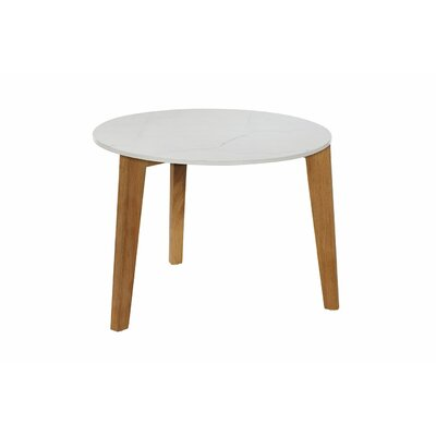 Attol Coffee Table Size: Small, Color: Ceramic White