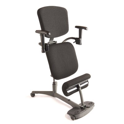 Stance Angle Mid Back Kneeling Chair Product Image 13245
