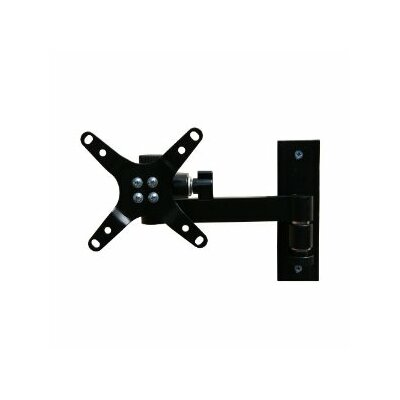Single Articulating Arm/Tilt/Swivel Wall Mount for 13 - 30 LCD/Plasma
