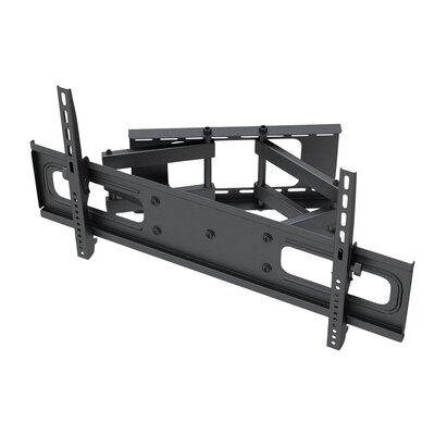 Dual Full Motion Cantilever Swivel/Tilting/Articulating Arm Wall Mount for 32 - 60 LCD/Plasma/LED