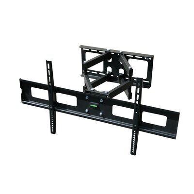 Dual Tilt/Swivel/Articulating Arm Wall Mount for 37 - 63 LCD/LED/Plasma