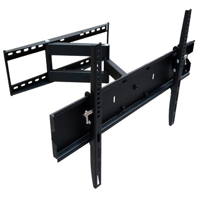 Single Swivel/Articulating Arm Universal 32 - 65 Wall Mount LCD/Plasma/LED