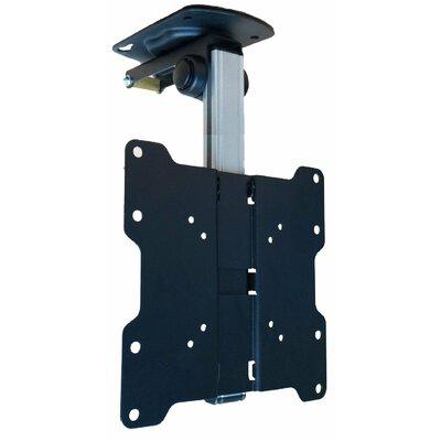 Tilt Swivel Folding Under Cabinet and Ceiling LCD LED TV Mount for 17 to 37 TV