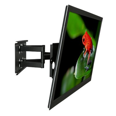 Dual Arm Articulating TV Wall Mount for  23