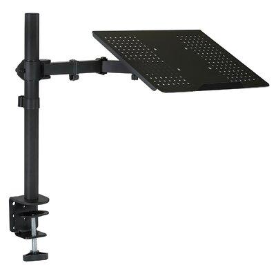 Full Motion Height Adjustable Desk Mount
