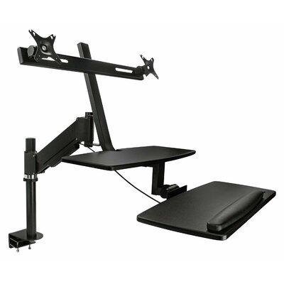 Sit-Stand 30H x 16W Standing Desk Conversion Unit