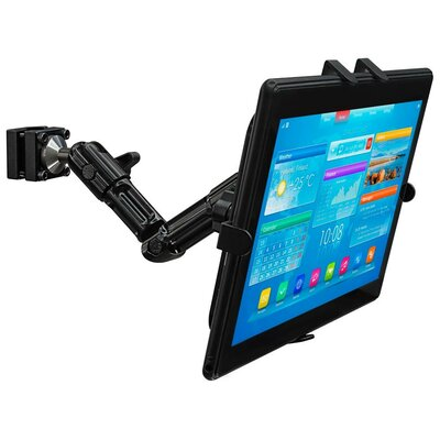 Car Back Seat Headrest iPad/Tablet Mounting System