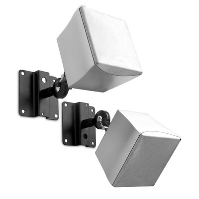 Adjustable Satellite Universal Wall/Ceiling Speaker Mount