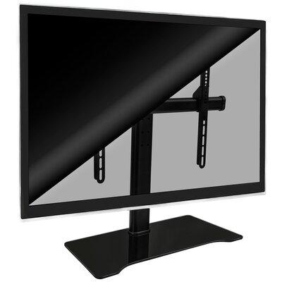 Universal Tabletop Glass Shelf Desktop Mount 32-60 LCD/Plasma/LED