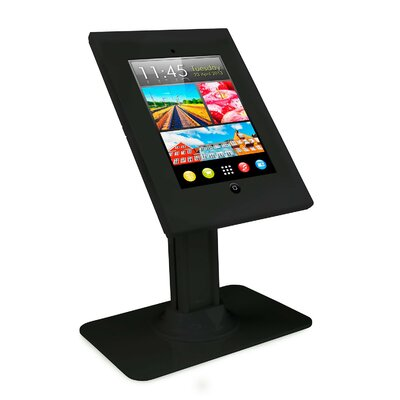 Anti-Theft Kiosk iPad Holder Accessory Finish: Black