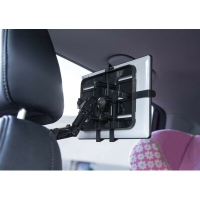 Car Back Seat Headrest iPad Mounting System
