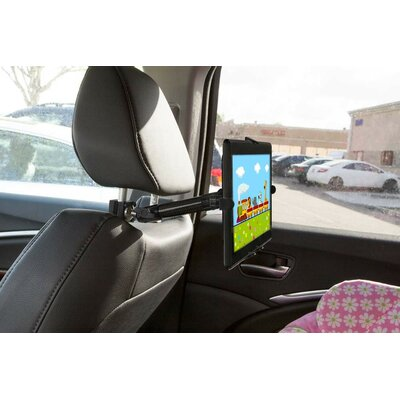 Car Back Seat Headrest iPad Mounting System