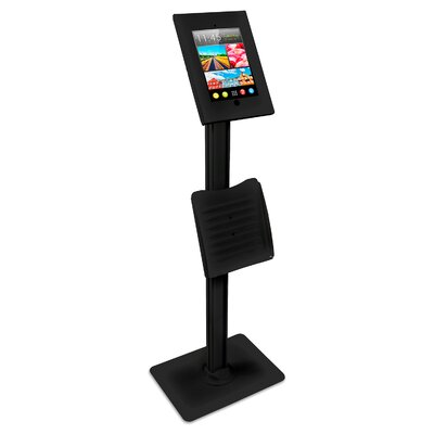 POS Kiosk Tablet Mounting System Finish: Black