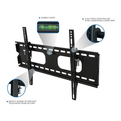 Low-Profile Bracket TV Fixed/Tilt Wall Mount 32 -60 LCD/LED/Plasma