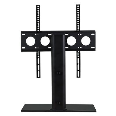 TV Stand Universal Table Top Flat Screen Television Base Fixed Desktop Mount 32-55 LCD/Plasma/LED