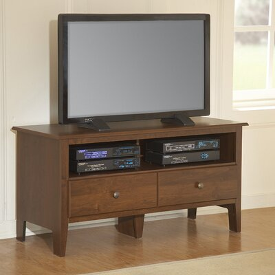 Cheap New Visions by Lane 47″ Uptown TV Stand in Auburn Alder (CIN1071)