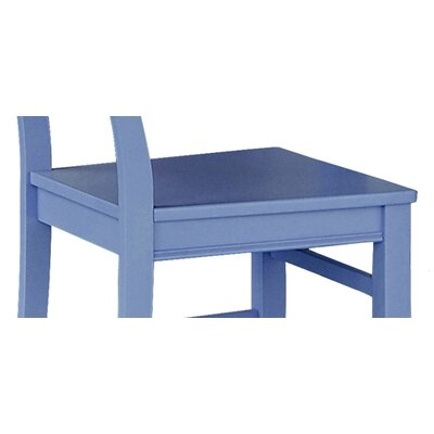 Furniture financing Side Chair Finish: Bahama Blue...