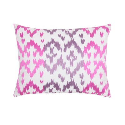 Easter Island Ikat Decorative Throw Pillow