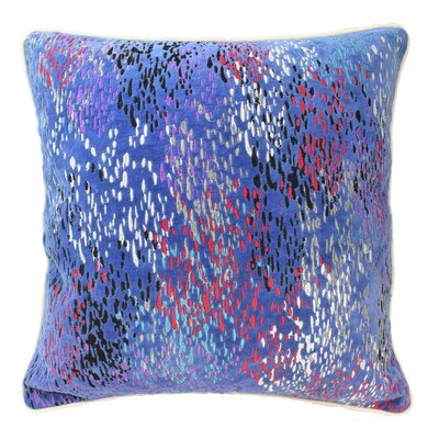 Mexico City Culturas Decorative Cotton Throw Pillow Color: Multi