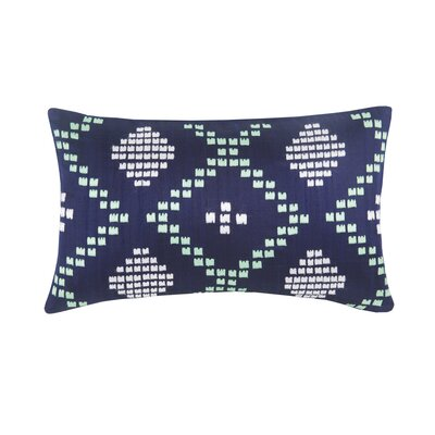 Harper Dillon Decorative Silk Dupioni Lumbar Pillow