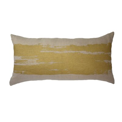Mexico City Victor Linen Lumbar Pillow