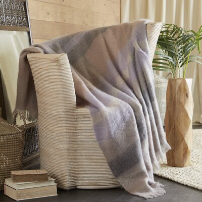 Tanzania Isna Throw Blanket