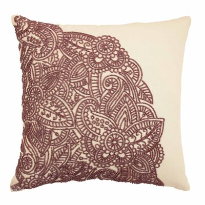 Kenza Beaded Throw Pillow