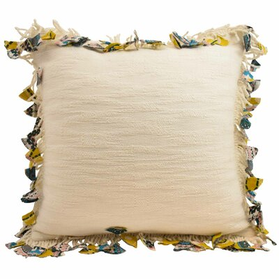 Samira Fringe Throw Pillow