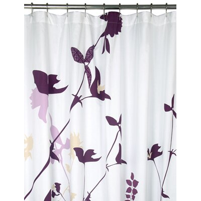 Interior Decorating Home Shower Curtains In Purple