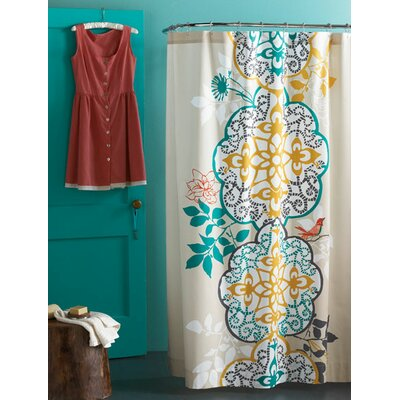 Buy Low Price Blissliving Home Shangri La Shower Curtain Shower Curtain Mall