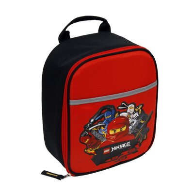 LEGO Ninjago Four Ninjas Vertical Lunch Bag