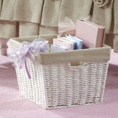 Basket Case Lined Basket Size: 8