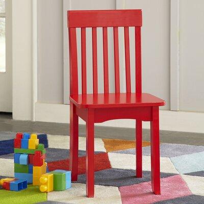 Cohen Kids Desk Chair Color: Red