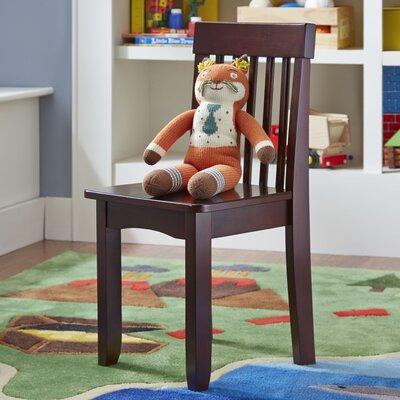 Cohen Kids Desk Chair Color: Espresso