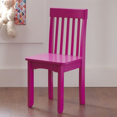 Cohen Kids Desk Chair Color: Raspberry