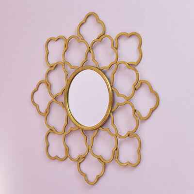 Floral Crown Mirror