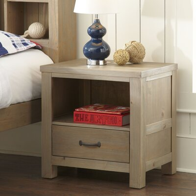 Sumner Nightstand Color: Espresso