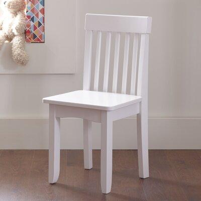 Cohen Kids Desk Chair Color: White