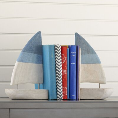Set Sail Bookends