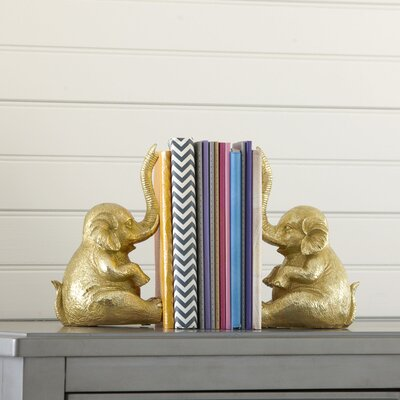 Trunk Power Bookends