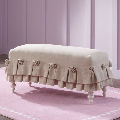 Penrose Kids Linen Bench