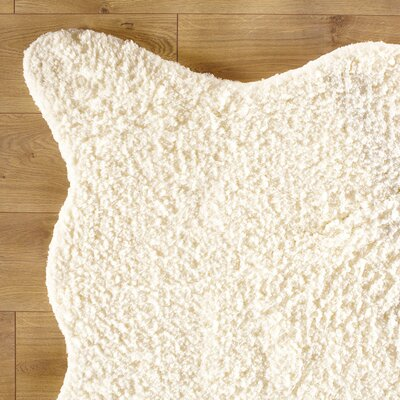 Aimee Rug in Ivory by Birch Lane Kids