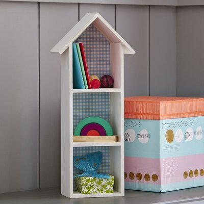 Townhouse Toy Cubby Size: Large