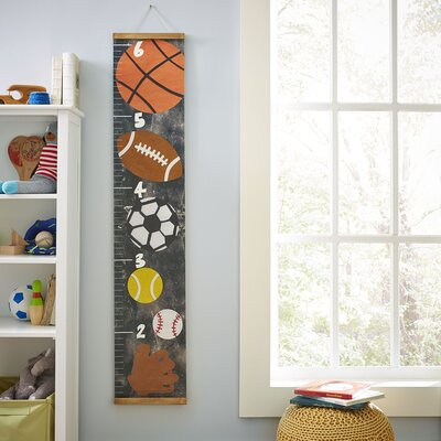 Playing Field Growth Chart