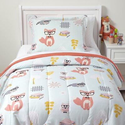 Birch Lane Kids™ Forest Pals 5-Piece Bedding Set